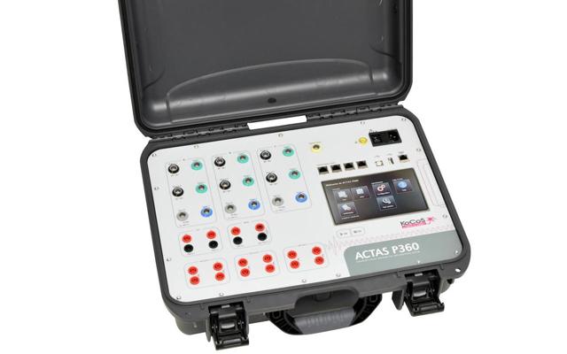 ACTAS P360 Ensayo completo de todo tipo de interruptor