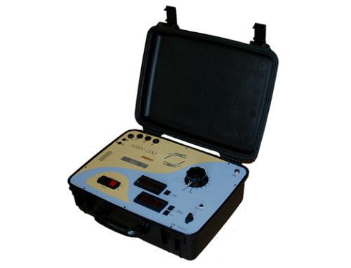 Ensayador de relés monofásico AMPY-200