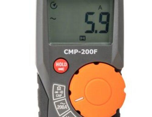 Pinza maxilar abierto TRMS CATIV 600V CMP-200F
