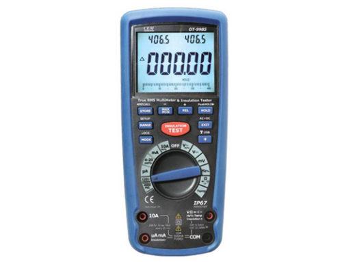 Multímetro TRMS DT-9985