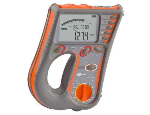 Medidor especial para comprobación de protecciones MIC-2510