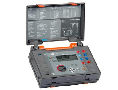Micróhmetros portátiles MMR-620 / MMR-630