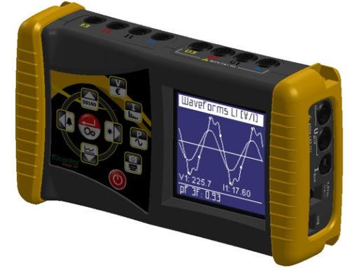 Analizador redes eléctricas compacto NANOVIP 3