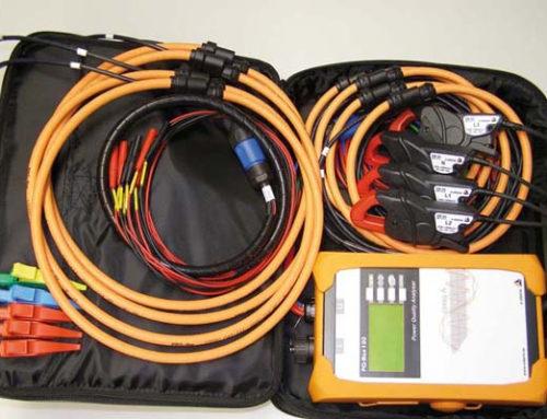 Analizador de Calidad de suministro eléctrico PQBOX-100