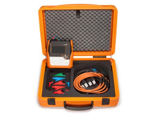 Analizador calidad de suministro con Oscilografía PQBOX-150