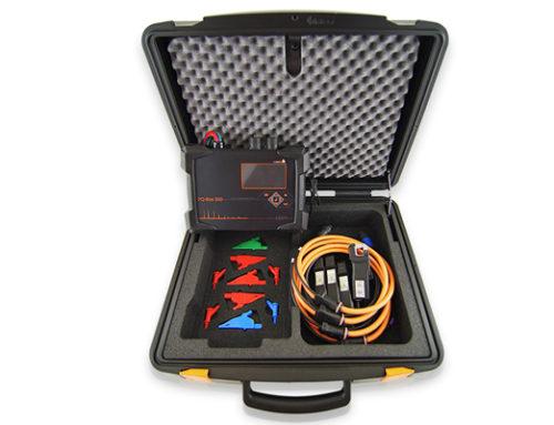 Registrador de alta frecuencia PQBOX-300