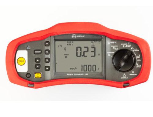 Comprobadores de instalaciones básicos PROINSTALL 100 / PROINSTALL 200