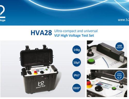 Ensayo de cables MT mediante técnica VLF y descargas parciales: B2-HV