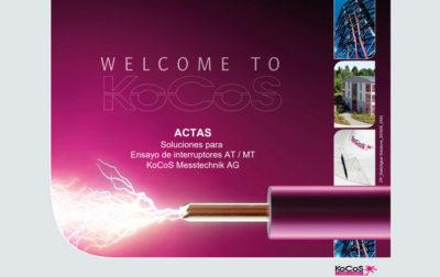 Ensayos completos de interruptores KoCoS